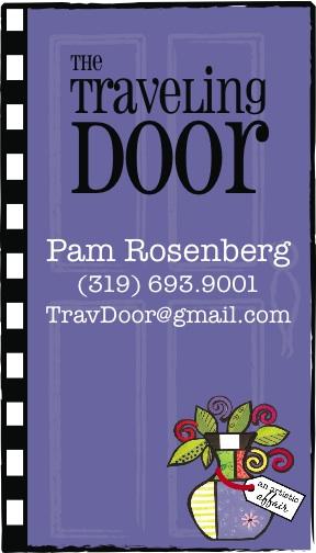 Door biz card