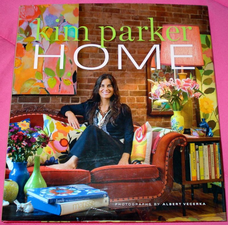 New Inspiration - Kim Parker HOME - Becolorful