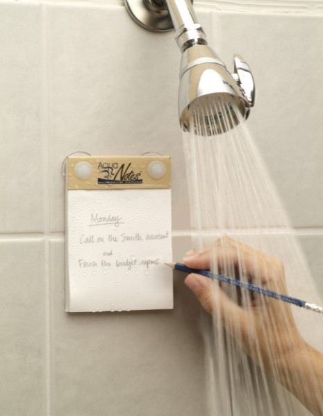 Writing in Shower with Water - Monday Meeting (465 x 600) for Website
