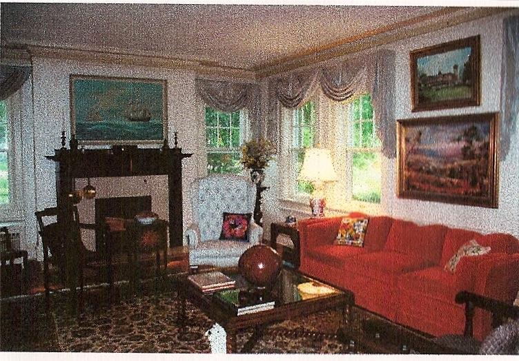 Schnack liv room