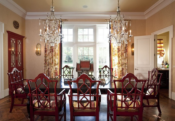 This Old Dining Room Has Stories To Tell