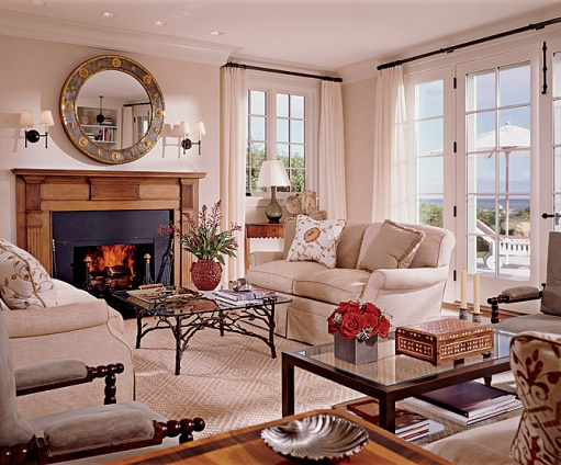 Architural digest living room copy