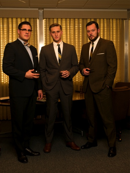Madmen the guys Daemen's TV