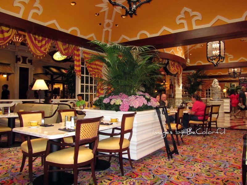 Vegas cafe