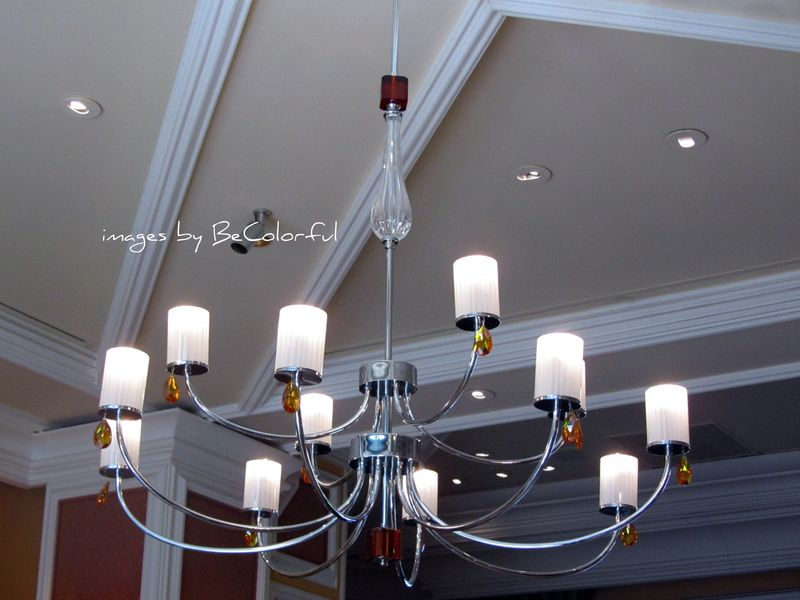 Vegas chandelier contemporary