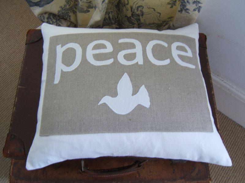 Peacepillow
