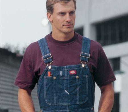 Post-overalls