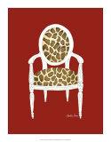 Chariklia-zarris-giraffe-chair-on-red