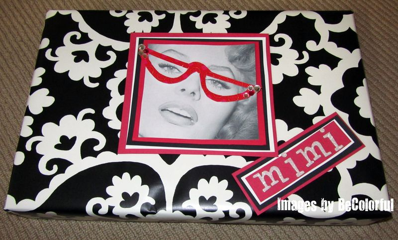Gift for Lynn full shot