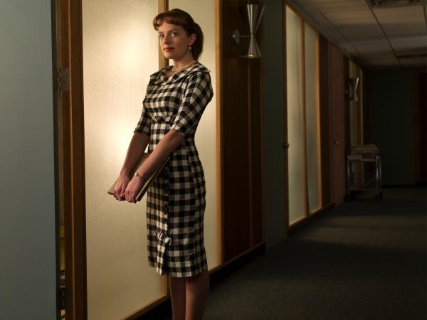 Madmen peggy dress daemens tv