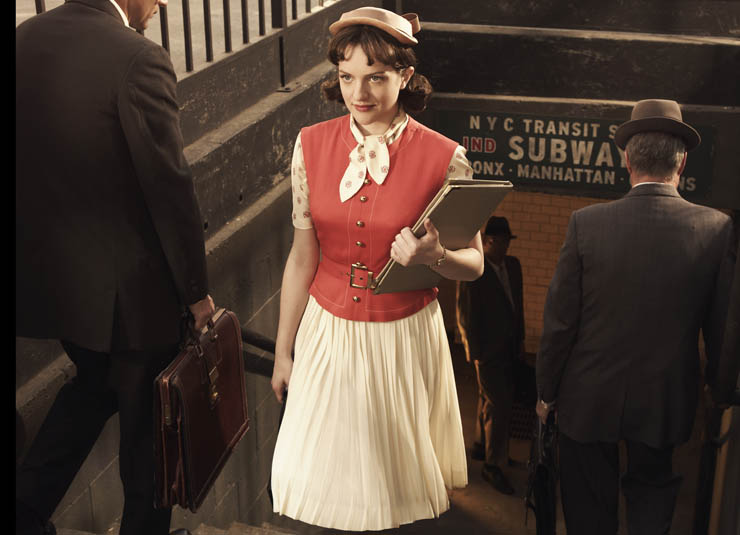 Madmen peggy amc photo gallery