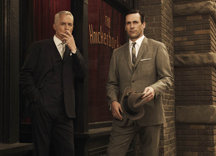 Madmen don and roger amc photo gallery