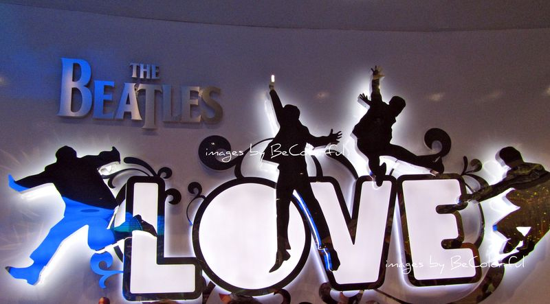 Vegas beatles love