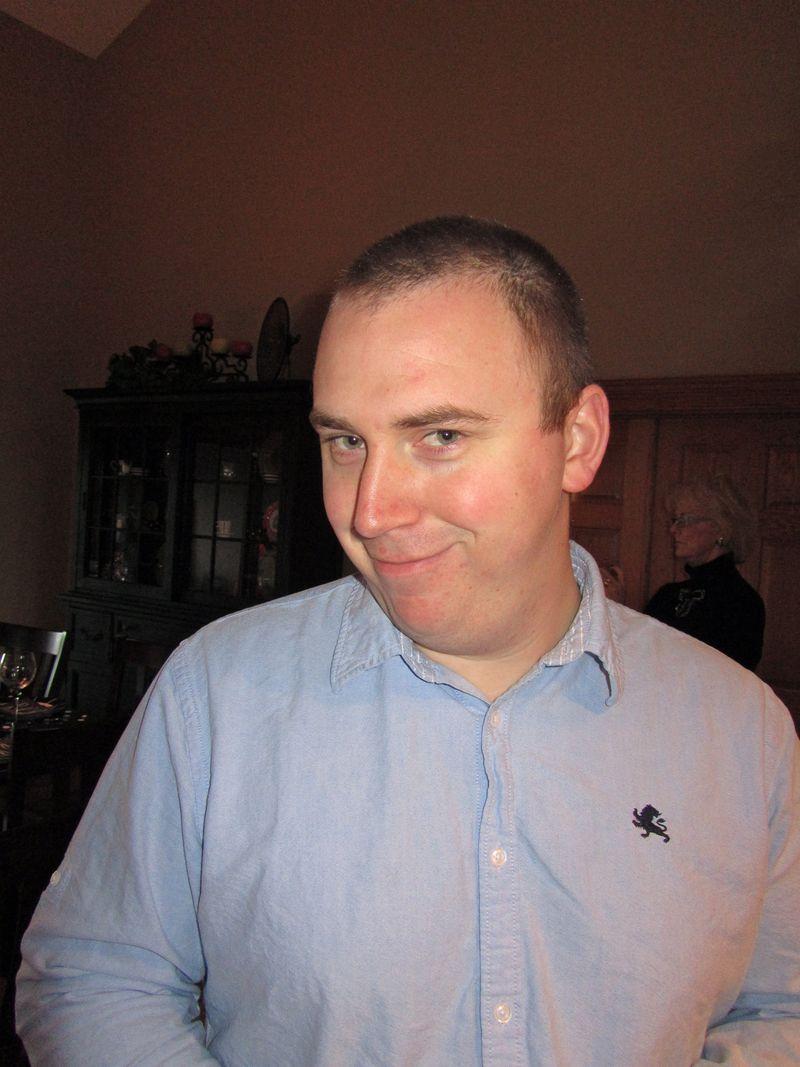 James Thanksgiving 2010