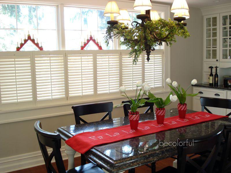 Kitchen table 2009