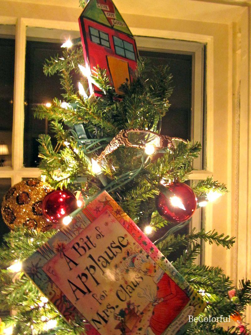 Close up of Reader Tree