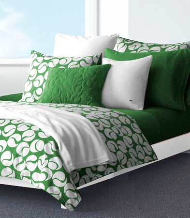 Springgreenbedding  BeColorful Color of the Week Spring Green Becolorful. Tennis Bedding