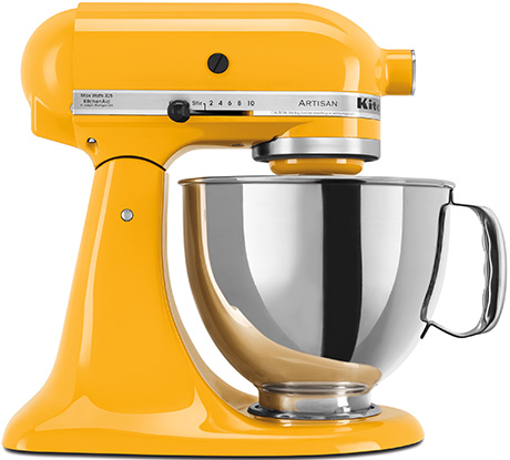 Yellow mixer