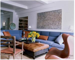Metropolitan home via salt interiors