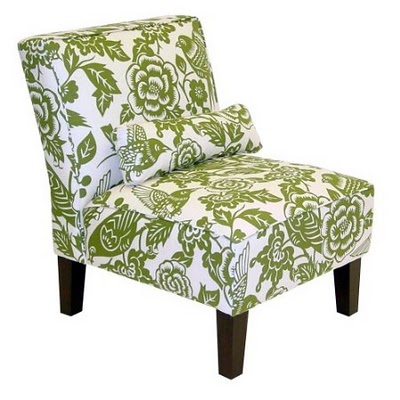 Olive green chair Target