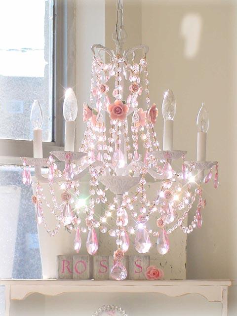 Bella cottage chandelier