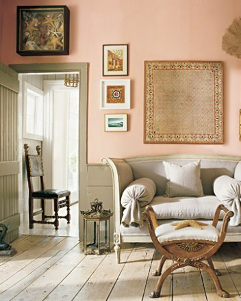 Interior - home decor  with taupe