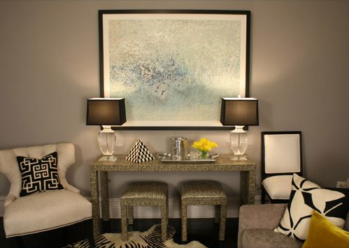 Decor Pad Taupe Walls With Brown