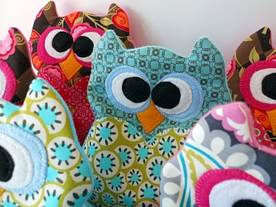 Owl Heating Pads from Just another hang up