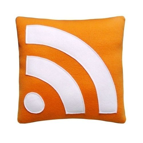 RSS pillow