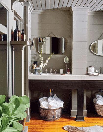Apart therapy gray bath