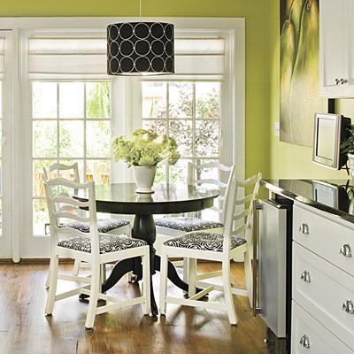 Decor pad green. kitchenjpg