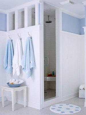 Kitchen bath ideas walk in shower