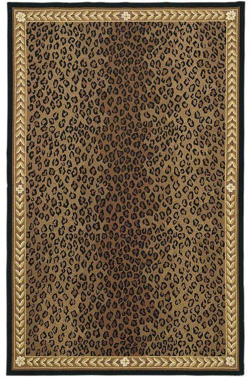 Leopard runner