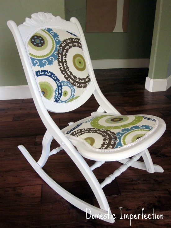 Domestic Imperfection Rocker