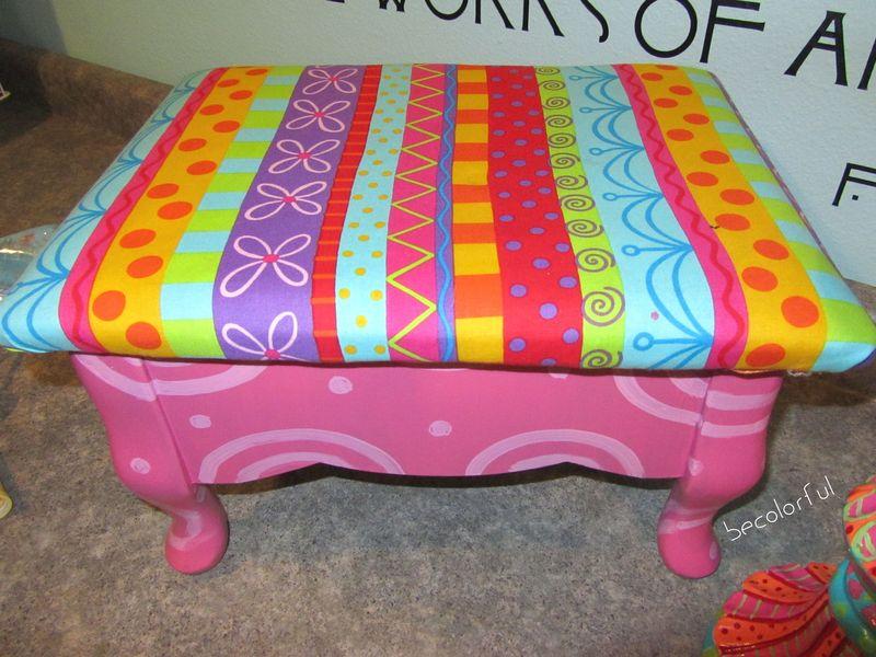 Dori footstool 1