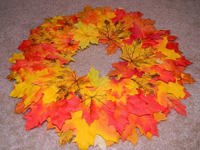 Fall wreath 011