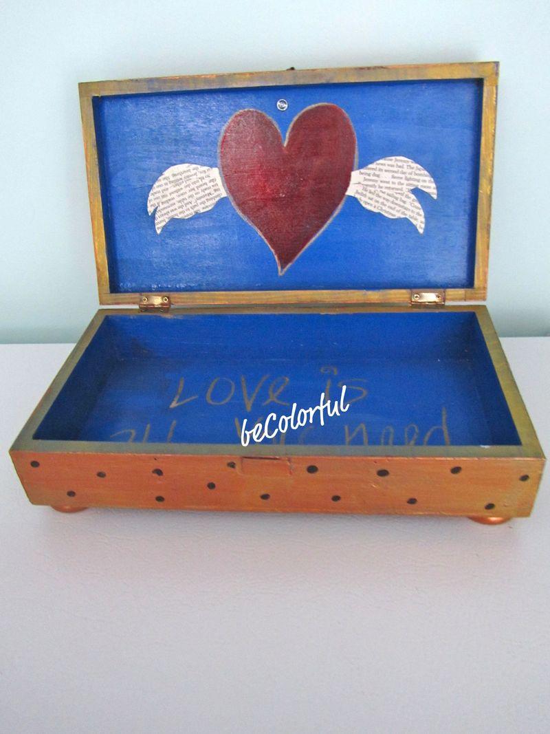 Love box open full