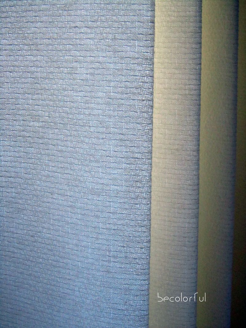 Living room redo drapery fabric