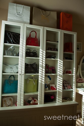 January Equals Organization The Closet Becolorful