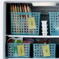Freezer storage kitchen