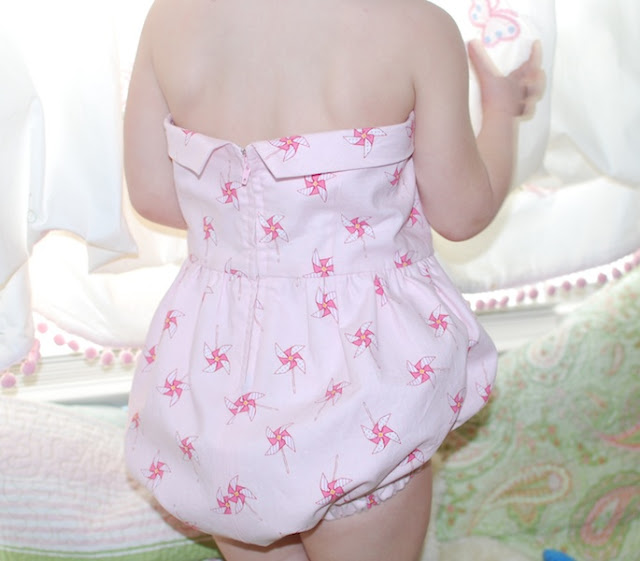 Vintage sunsuit