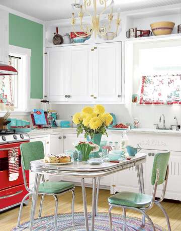 Mint via decor to adore