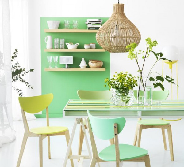 Mint Wandfarbe: BeColorful Color Of The Week: Mint Green