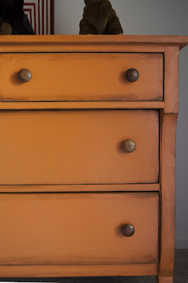Orange dresser sideGarage copy