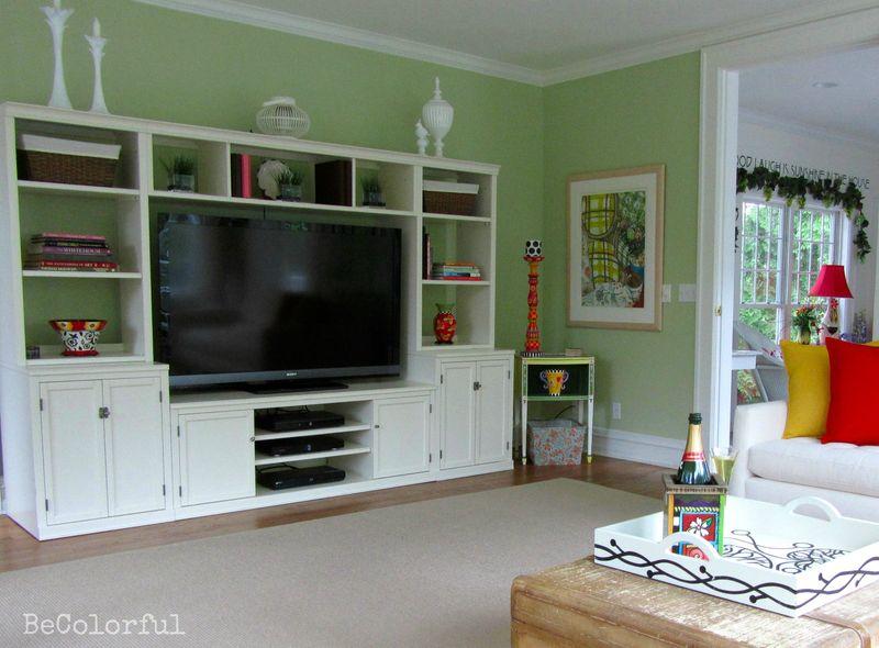 Green room logan better