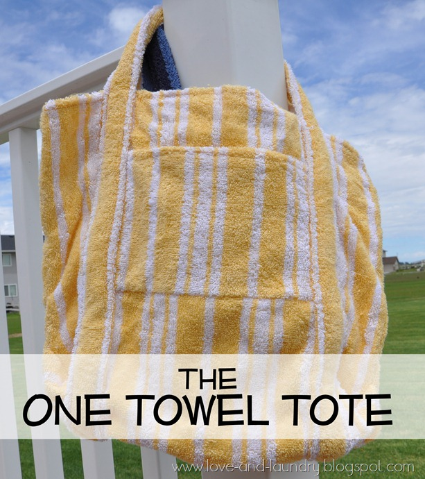 One towel tote[10]