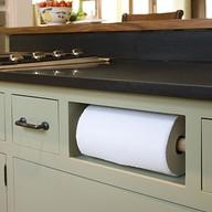 Paper towels kitchen