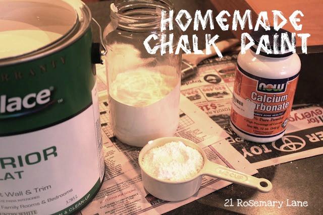 Chalk paint c