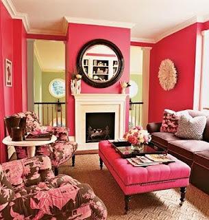 PINK Sitting Room