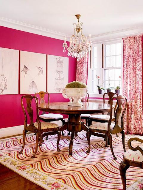 Pink chasing dreams